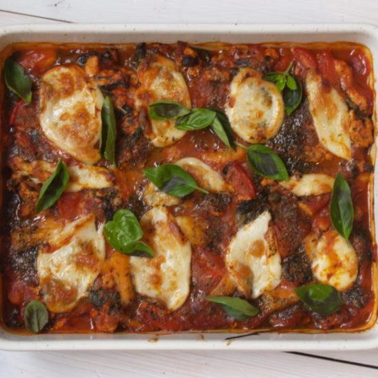 gnocchi ovenschotel spinazie