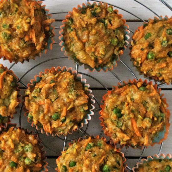 groente muffin