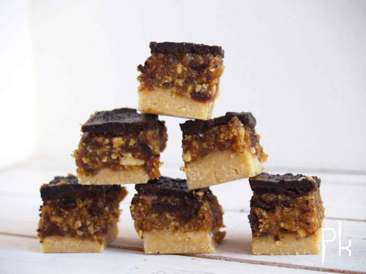 snickers zelf maken