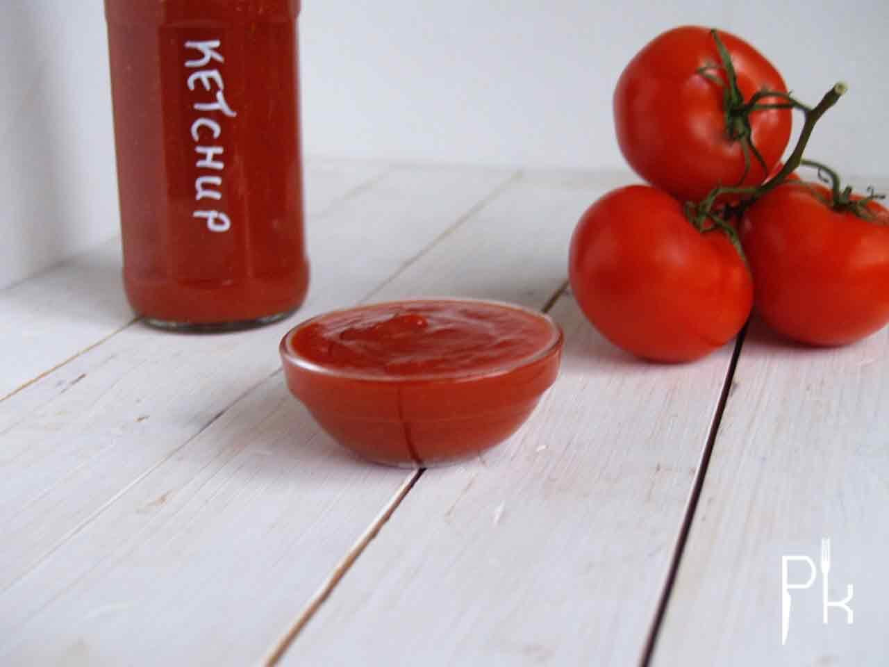 tomatenketchup suikervrij zelf maken