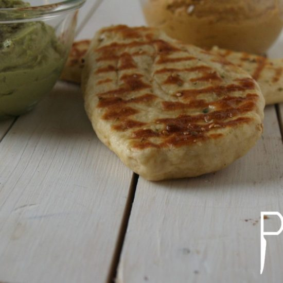 naanbrood zelf maken