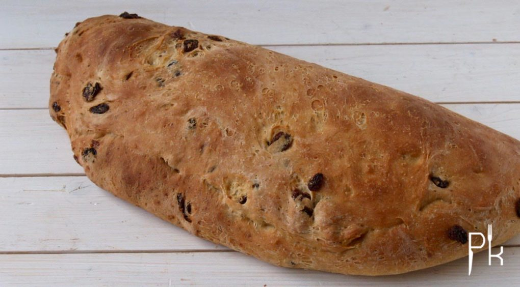 kerstbrood met spijs