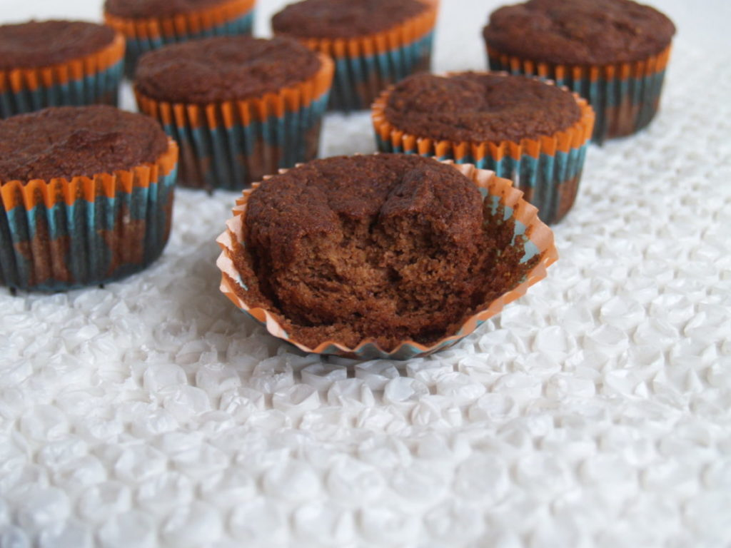 speculaas muffin