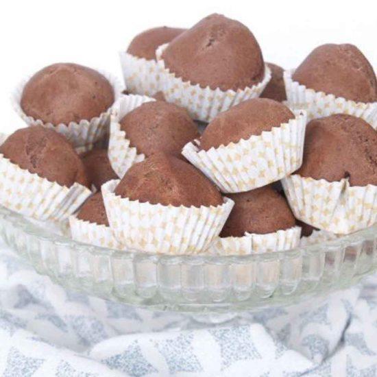 mini muffin ontbijtkoek