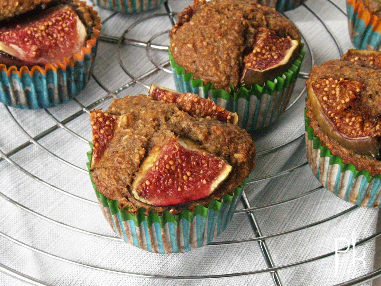 vijgen muffin