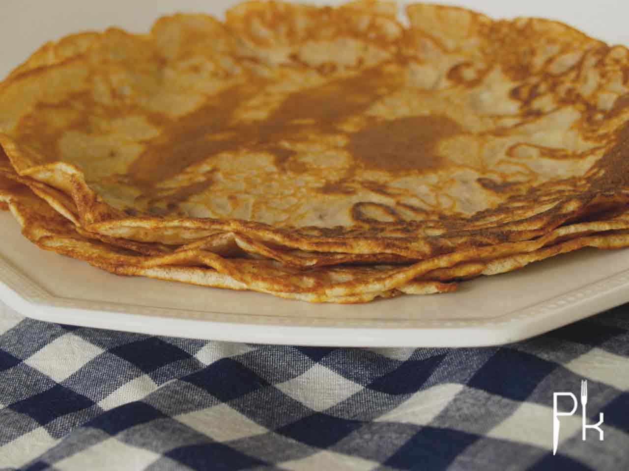 spelt pannenkoeken