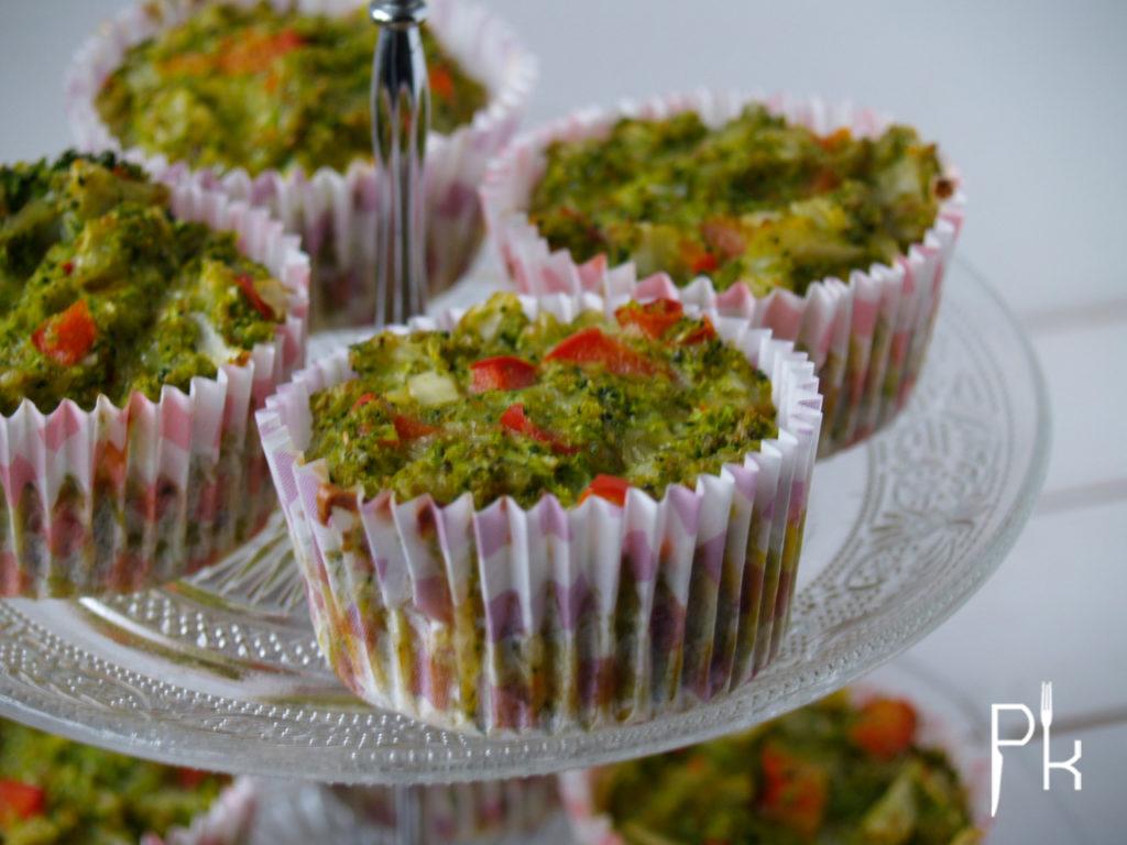 broccoli muffins