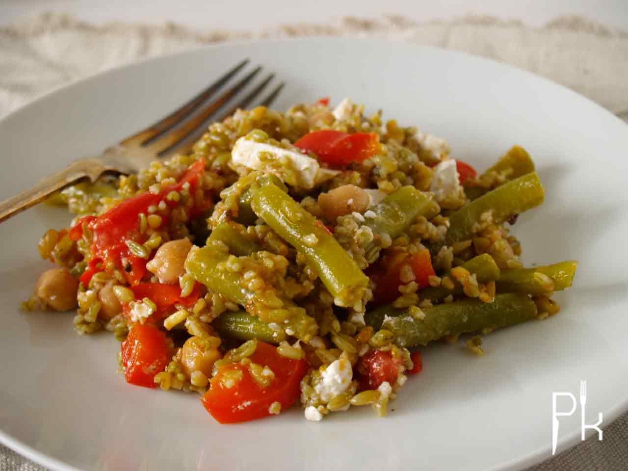 freekeh salade