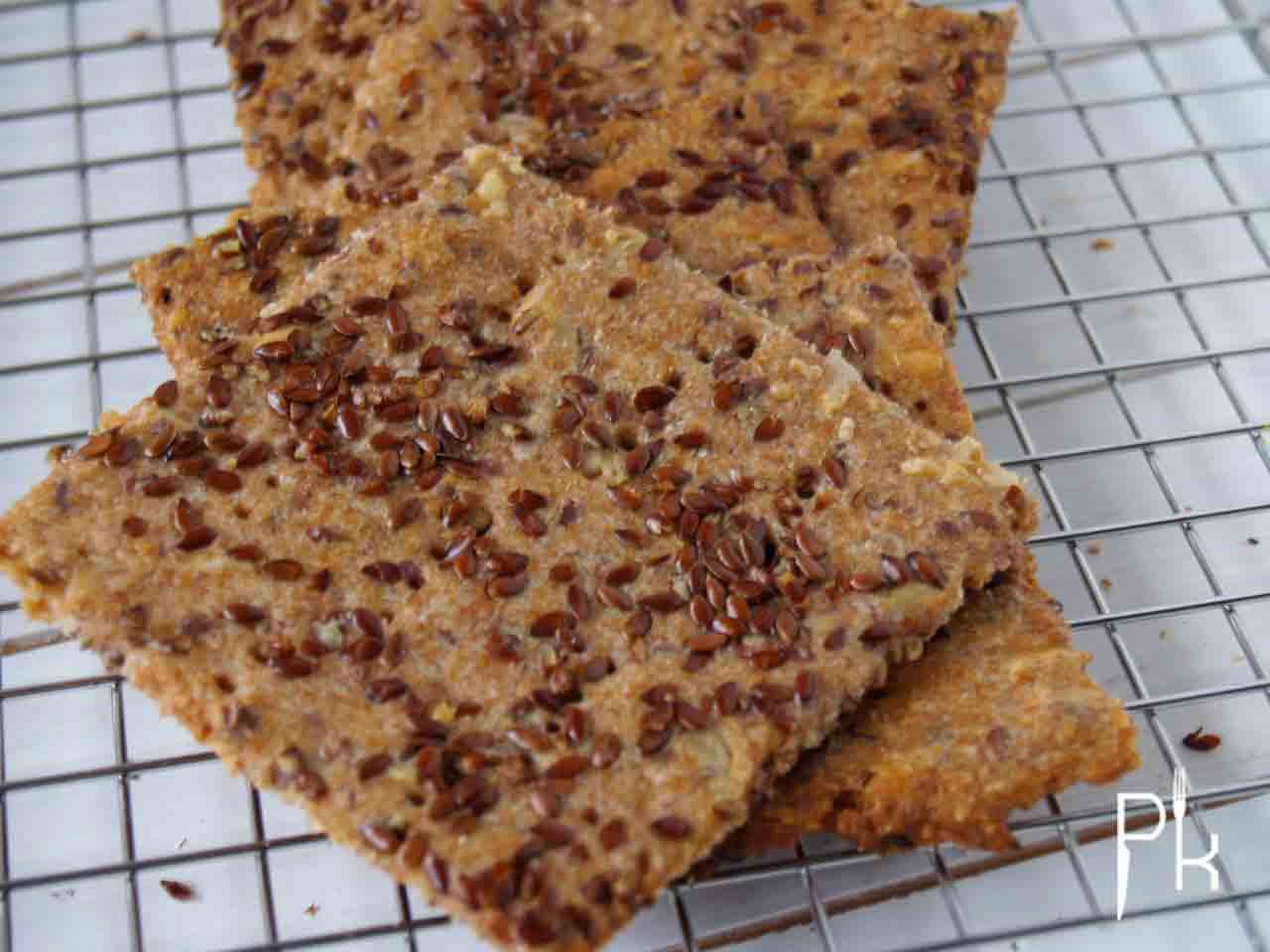lijnzaad crackers