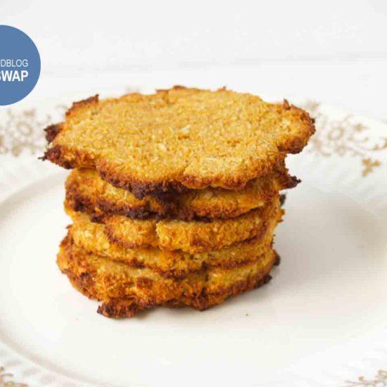 snelle bananen amandel koekjes