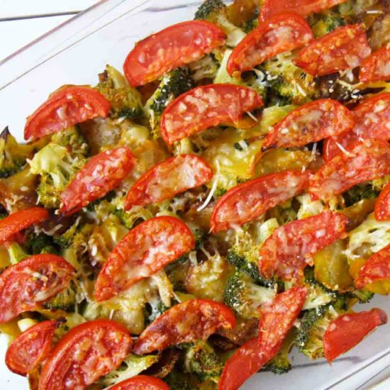 broccoli aardappel schotel