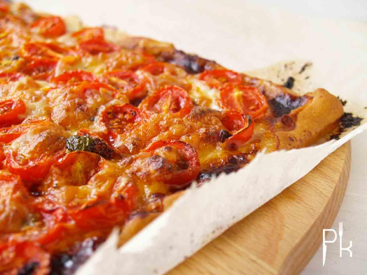 tomaten plaattaart
