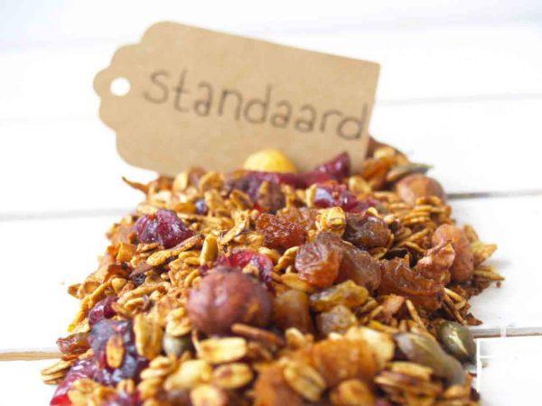 granola / cruesli standaard bestellen
