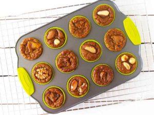 vijgen bananen muffins