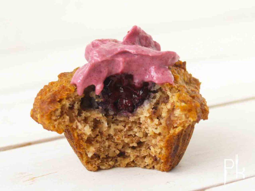 mini bramen cupcakes