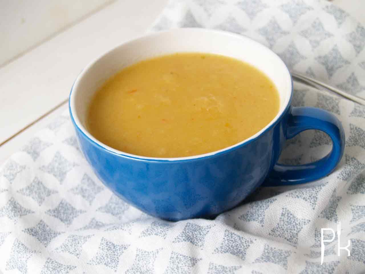pittige zuurkoolsoep