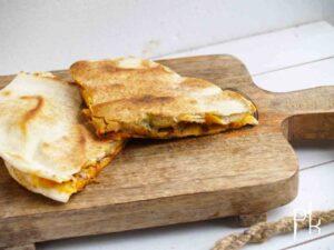 flatbread tosti