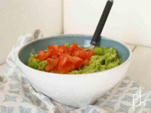 frisse guacamole