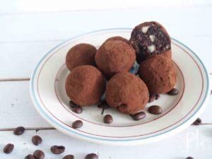 espresso bliss balls